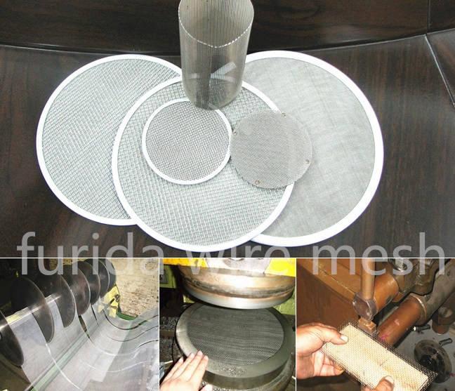 Extruder Screen,Extruder Filter,Extruder Mesh,Extruder Disc,Polymer ...